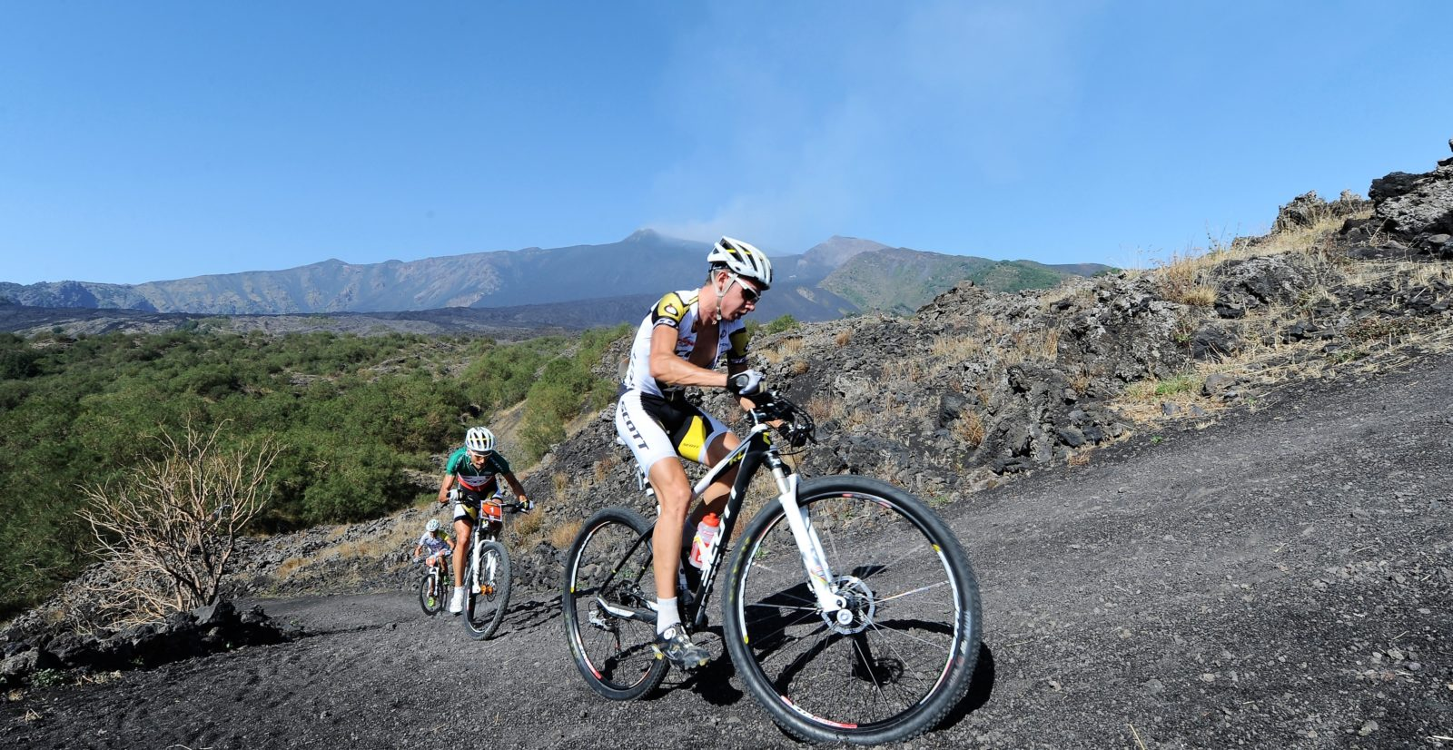 Etna Marathon UCI Series 2018. Un percorso ancora più bello e sfidante!