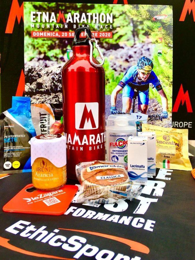All'Etna Marathon tanti campioni e un prestigioso pacco gara