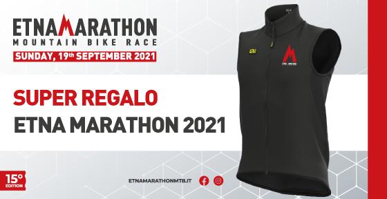 Etna Marathon 2021: è il momento dei regali!