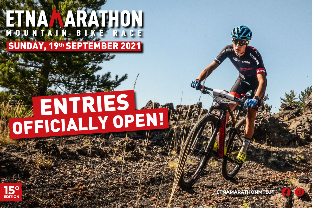 Etna Marathon 2021 entries are open!