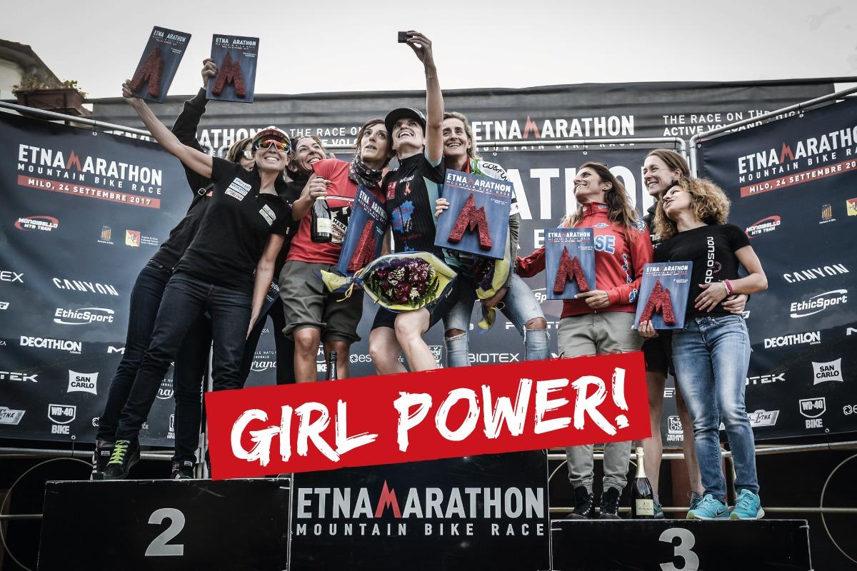 Etna Marathon 2021, It's women's time!