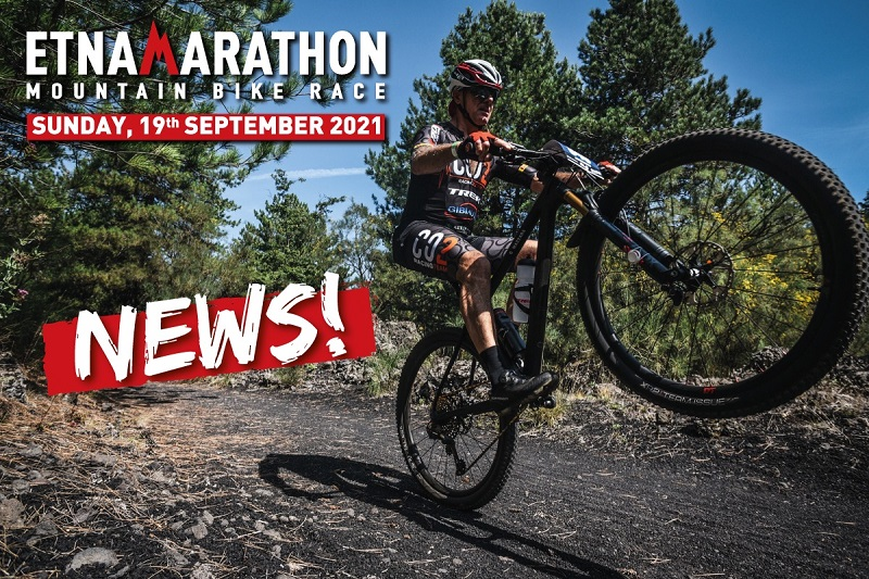A great start to the opening of race entry and important news for the Etna Marathon 2021