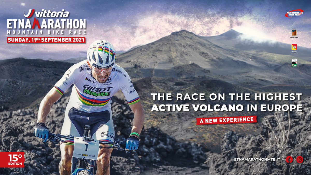 Vittoria supports the Etna Marathon for the next two years